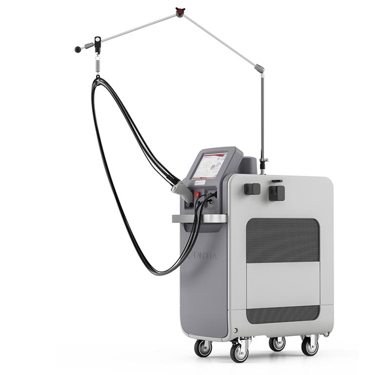 Наш новый александритовый лазер Candela GentleLase Pro-U